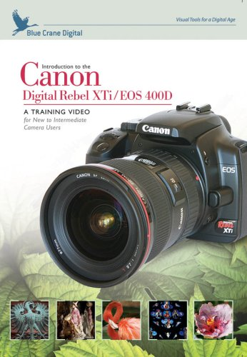 Price comparison product image Introduction to the Canon Digital Rebel XTi / EOS 400D