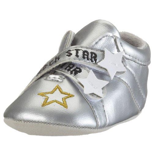 Chaussures bébé en cuir Pure (0 – 6 mois) 19/20 argent