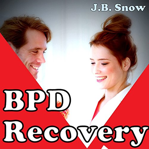BPD Recovery audiobook cover art