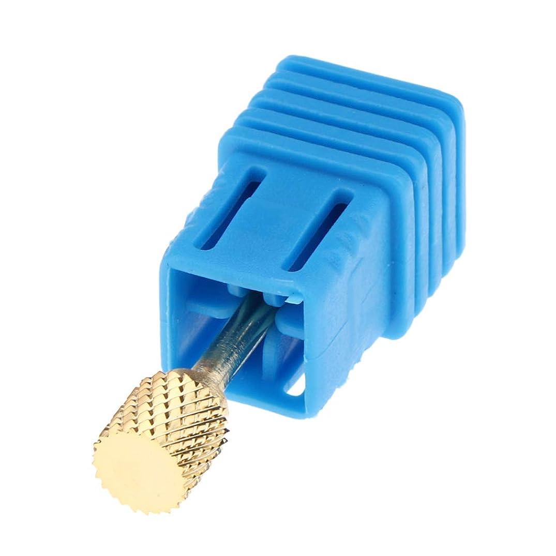 圧力モンク白内障B Blesiya 全8サイズ マニキュア ペディキュア ネイルアート ネイルドリルビット - STZJ16 3.2cm