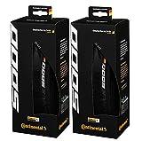 Continental Grand Prix 5000 Performance Bike Tire Set of 2 (700 x 25, Clincher)