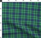 Schottenmuster, Schottenkaro, Schottisch, Grün,