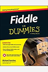 Fiddle For Dummies, Book + Online Video and Audio Instruction by Michael Sanchez (2014-12-03) Paperback