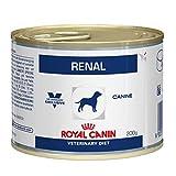 Royal Canin - Cibo per cani con insufficienza renale cronica, 12 x 200 g