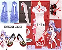 アズールレーン Azur Lane ユニコーン コスプレ衣装 全セット 靴とウィッグ追加可