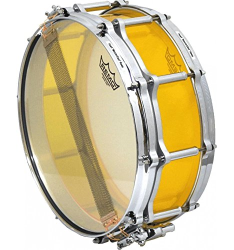 PEARL crb1450sc-732 – Beat – Tangerine Glass Crystal Series Snare 14X5