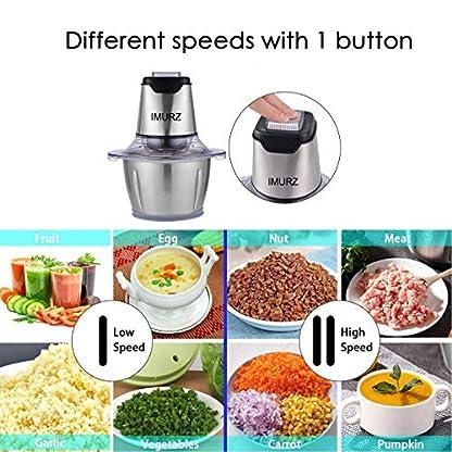 Elektrischer-Zerkleinerer-600-W-Mini-Prozessor-Lebensmittel-4-Klingen-aus-Edelstahl-12-l-Schssel-aus-Edelstahl-Multifunktions-Zerkleinerer-fr-Fleisch-Gemse-Obst-Zwiebel-und-Nsse