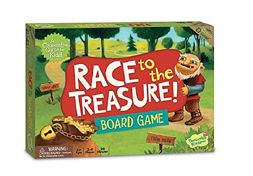 Peaceable Kingdom Race to the Treasure! Award...