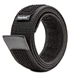 Loopbelt L 40-44 No Scratch Reversible Web Belt with Advanced Hook & Loop Fasteners