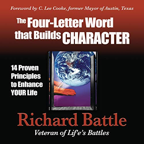 The Four Letter Word That Builds Character audiobook cover art