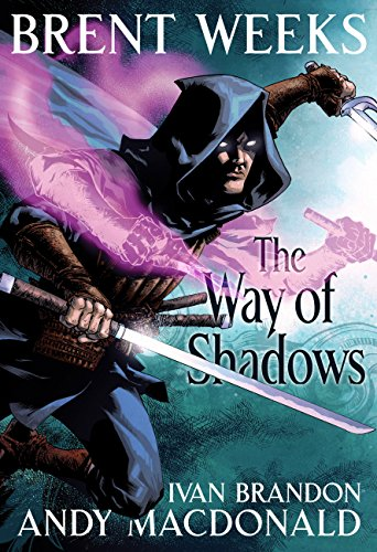 The Way of Shadows: The Graphic Novel (Night Angel Trilogy Book 1) (English Edition)