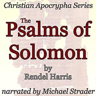 The Psalms of Solomon cover art