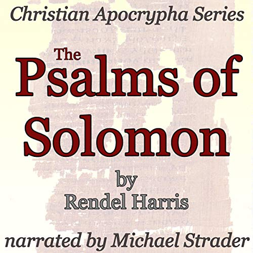 The Psalms of Solomon cover art