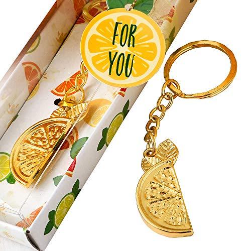 137 Citrus Key Chains