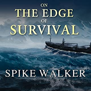 On the Edge of Survival audiobook cover art