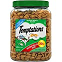 Temptations Classic Crunchy and Soft Cat Treats, 30 oz