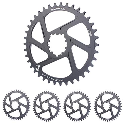 Juego De Bielas De Bicicleta De Montaña, Juego De Bielas De Bicicleta De Montaña, Juego De Bielas De 170 Mm MTB GXP De 9-11 Velocidades, para Reemplazo De Bielas De Bicicleta Plato-32T
