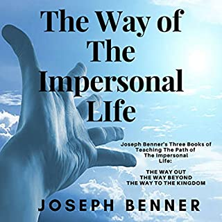 The Way of The Impersonal Life audiobook cover art