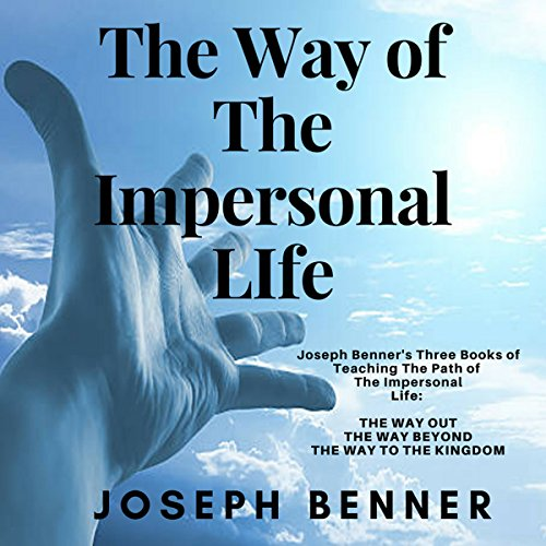 The Way of The Impersonal Life cover art