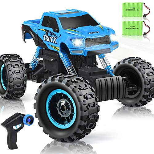 Product Image of the RC Car 2021 Newest 1/12 Scale Remote Control Car, 2.4Ghz Off Road RC Trucks with...