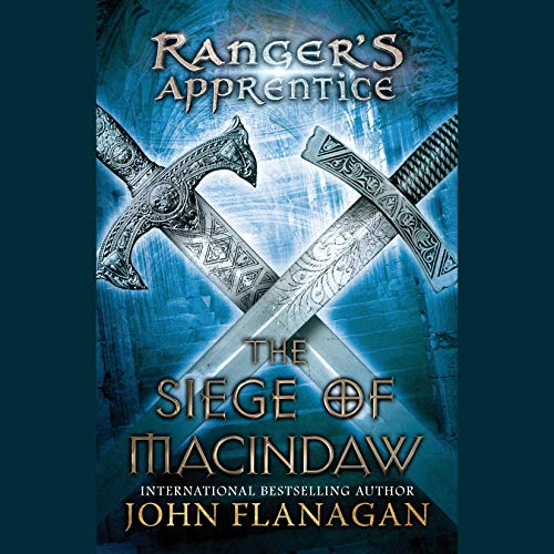 The Siege of Macindaw audiobook cover art
