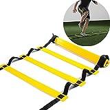 SKL Speed Agility Ladder 6M 12 Rung Training Ladder For Soccer Speed Basketball