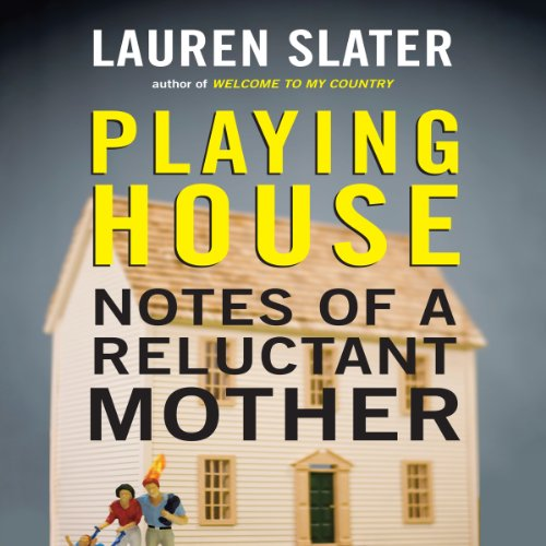 Playing House audiobook cover art