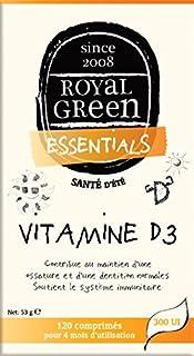 Vitamine D3 (120 Tabs) - Royal Green