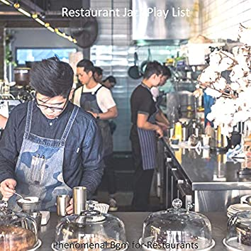 Phenomenal Bgm for Restaurants