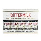 Bittermilk No 1 Old Fashioned Cocktail Mixer Single Serve Gift Set