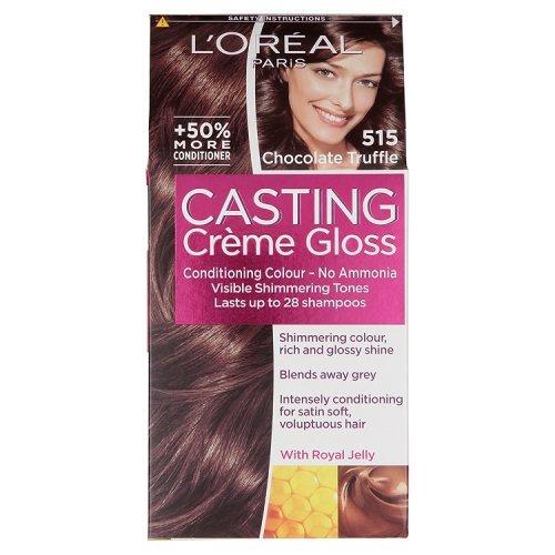 L'Oreal Paris Casting Creme Gloss Hair Colourant 515 Choc Truffle