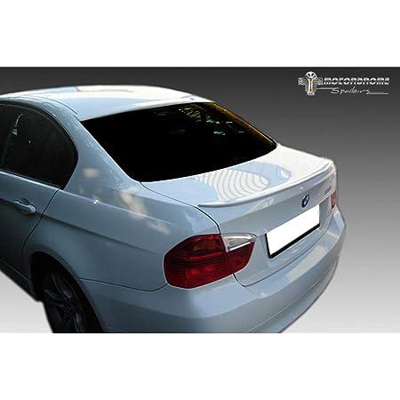 TGFOF Carbon Fiber Rear Trunk Spoiler Refit for BMW 3 Series E90 316i 318i 320i 323i 325i 328i 330i 335i M3 Sedan 2005-2012 M4 Type High Kick Trunk Lid Spoiler Wing