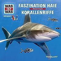 Faszination Haie / Korallenriffe (Was ist Was 3) Hörbuch