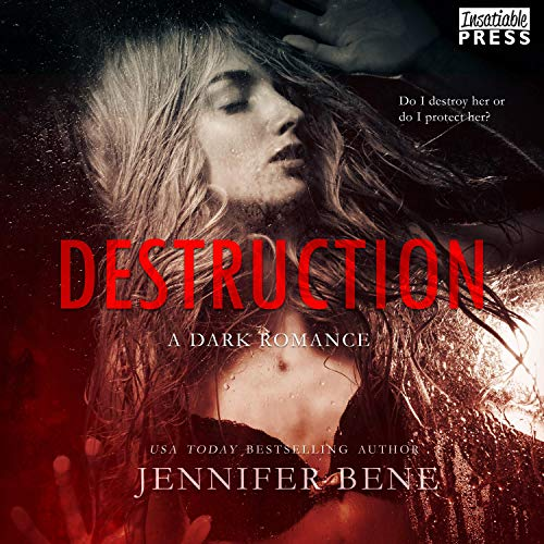 Destruction audiobook cover art