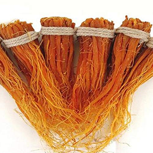 Red Korean Ginseng Roots- Whole Roo…