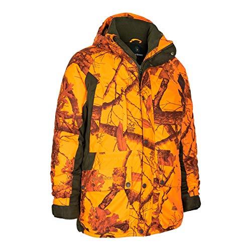 Deerhunter Entdecken Winterjacke Realtree Rand orange Camo