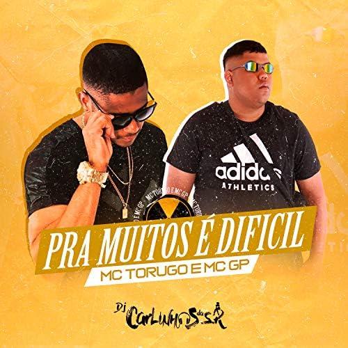 DJ Carlinhos da S.R feat. Mc GP & Mc Torugo