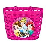 Widek Disney Princess - Cesta para bicicleta, diseño de princesas Disney rosa (diseño surtido), 1 unidad