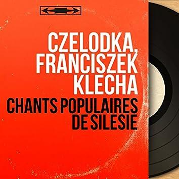 Chants populaires de Silésie (Mono Version)