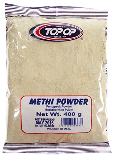 Top-Op Methi (Fenugreek) Powder 400g