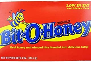 Bit-O-Honey Candy, 4 Ounce Box