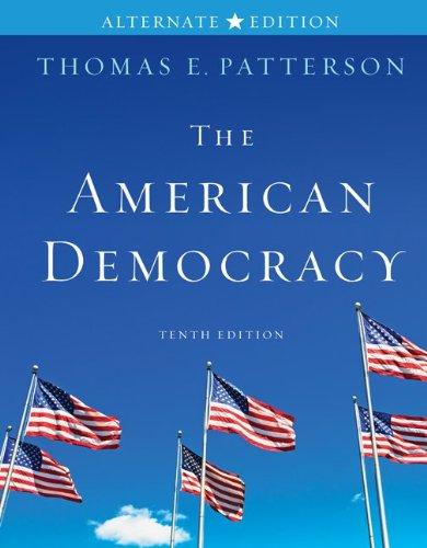 The American Democracy Alternate Edition