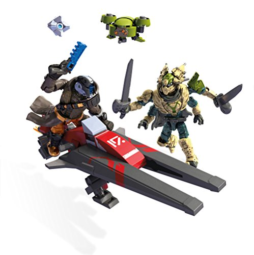 Mega Construx Destiny Sparrow S-10V Building Kit
