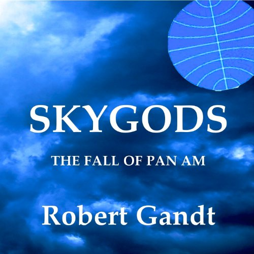Skygods audiobook cover art
