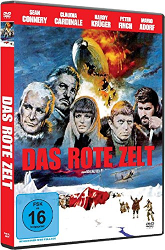 Das rote Zelt / The Red Tent (1969) ( Krasnaya palatka )