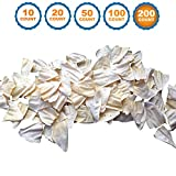 White Cow Ears for Dogs 200 Ct   100% Natural Bulk Dog Treats