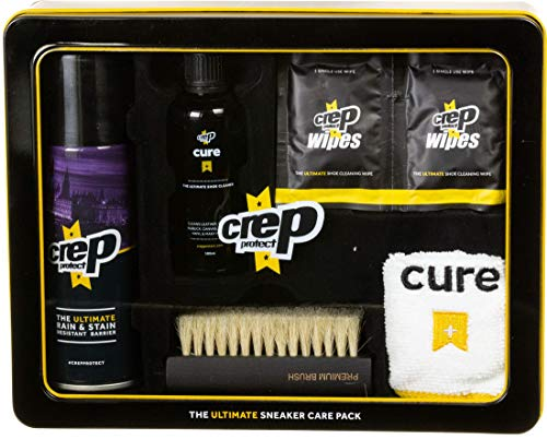 Crep Protect Gift Set Hombre Solution Negro