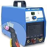 VECTOR Taglierina al plasma cutter con 70 Ampere con tecnologia IGBT | Taglio fino a 24 mm - accensione pilota (senza contatto) - 400 volt - display digitale