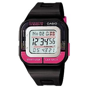 [カシオ] 腕時計 スポーツギア LAP MEMORY 60 SDB-100J-1BJF ブラック