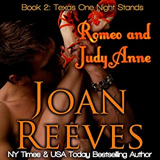 Romeo and Judy Anne audiobook cover art